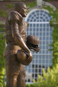 Miscellaneous Ernie Davis Statue .
