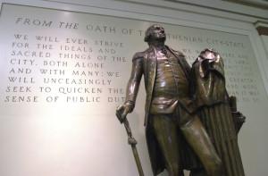 Miscellaneous Washington Statue Maxwell Interior